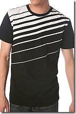 line shirt