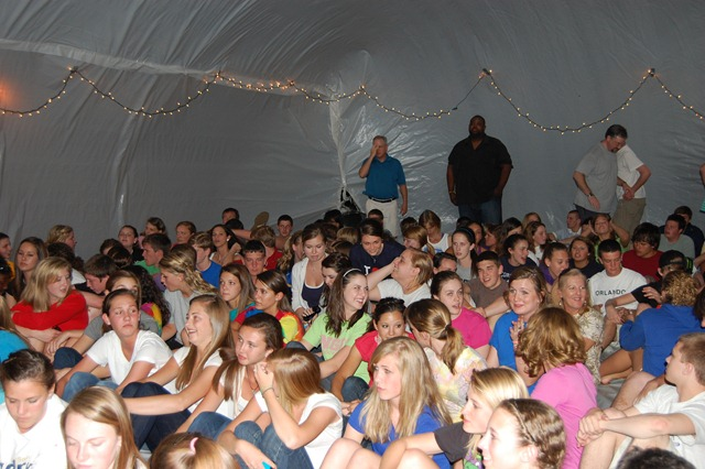 Clubble (Club in a Bubble) – YLHelp: Help for Young Life Leaders